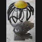 Sunflower Magazine Rack