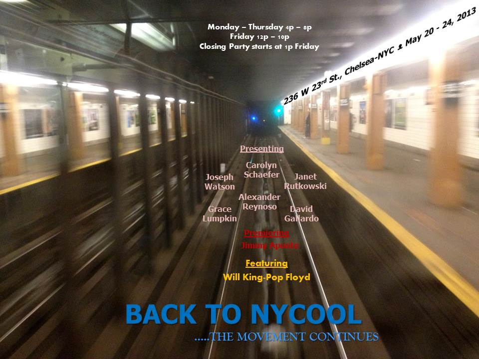 Back To NYCOO